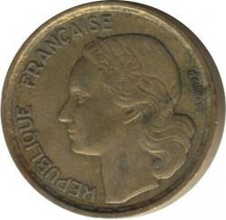 Moneda > 10francos, 1953 - Francia  - obverse