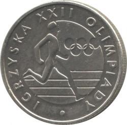 Монета > 20злотих, 1980 - Польща  (XXII Літні Олімпійські ігри, Москва 1980) - reverse
