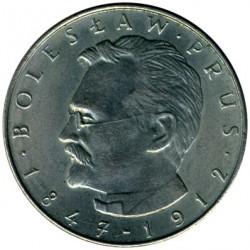 Кованица > 10злота, 1975-1984 - Пољска  (Bolesław Prus) - reverse