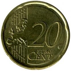 Münze > 20Eurocent, 2007-2019 - Irland   - reverse