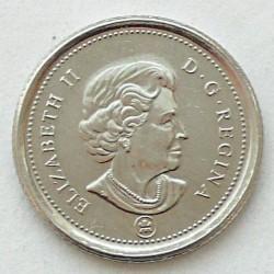 Moneda > 10centavos, 2003-2019 - Canadá  - obverse