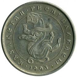 Moneda > 5tenge, 1993 - Kazajistán  - obverse