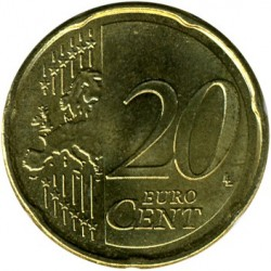 Монета > 20евроцентов, 2007-2018 - Франция  - obverse
