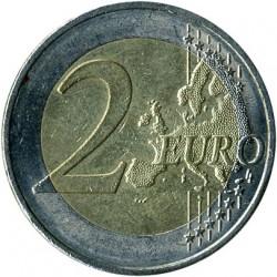 Монета > 2євро, 2011 - Німеччина  (Кельнський собор, Північний Рейн - Вестфалія) - reverse
