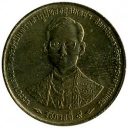 Moneta > 50satang, 1996 - Thailandia  (Giubileo d'oro - Regno del re Rama IX) - obverse