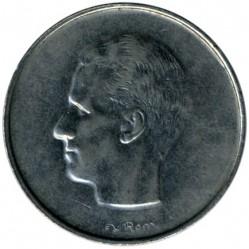 Coin > 10francs, 1973 - Belgium  (Legend in French - 'BELGIQUE') - obverse