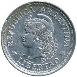 Pièce > 5centavos, 1970-1975 - Argentine  - obverse