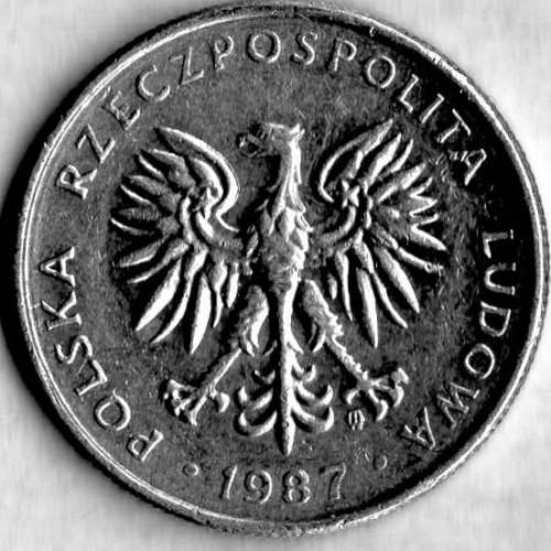 Цена манеты polska rzeczpospolita ludowa 1986 юбилейные монеты 70 лет победы в вов