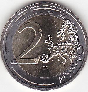 2 Euro 2012 10 Jahre Euro Bargeld Malta Münzen Wert Ucoinnet