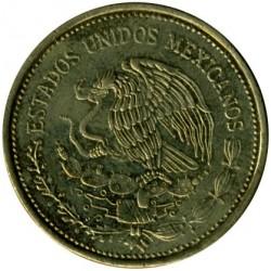 Moneda > 100pesos, 1984-1992 - México  - obverse