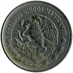 Coin > 500pesos, 1987 - Mexico  - obverse