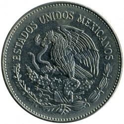 Coin > 50pesos, 1982 - Mexico  - obverse
