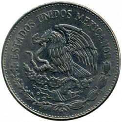Coin > 20pesos, 1981 - Mexico  - obverse