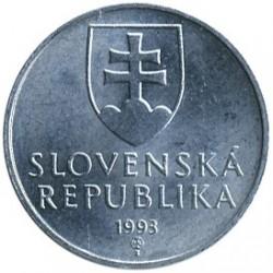 Кованица > 10халиера, 1993-2003 - Словачка  - obverse