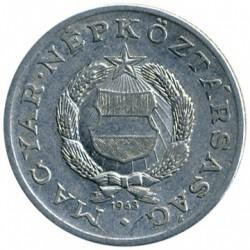 Νόμισμα > 1Φιορίνι, 1967-1989 - Ουγγαρία  - obverse