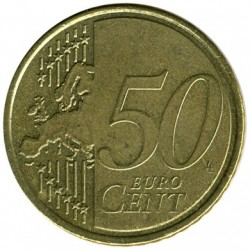 Münze > 50Eurocent, 2007-2019 - Griechenland   - obverse