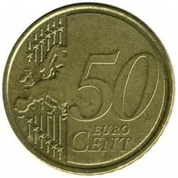 Münze > 50Eurocent, 2007-2019 - Griechenland   - reverse