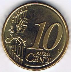 Moneda > 10céntimos, 2008 - Finlandia  - reverse