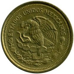 Munt > 20pesos, 1985-1990 - Mexico  - obverse
