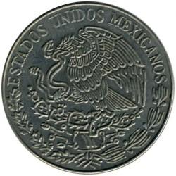 Coin > 5pesos, 1977 - Mexico  - obverse