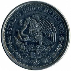 Νόμισμα > 50Πέσος, 1988-1992 - Μεξικό  - obverse