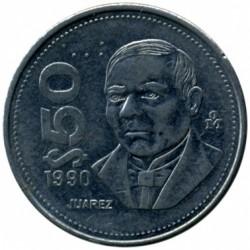 Νόμισμα > 50Πέσος, 1988-1992 - Μεξικό  - reverse