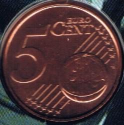 Monēta > 5eurocent, 2008 - Beļģija  - reverse