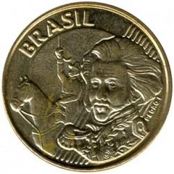 Monedă > 10centavo, 1998-2018 - Brazilia  - obverse