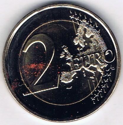 2 Euro 2008 Slowenien Münzen Wert Ucoinnet
