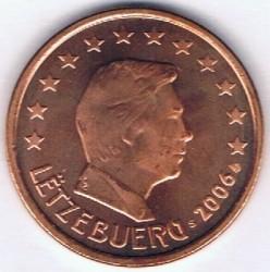 Монета > 5центов, 2006 - Люксембург  - obverse