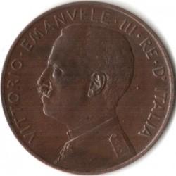 Moneta > 2centesimi, 1908-1917 - Włochy  - obverse