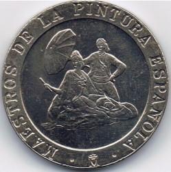 Монета > 200песети, 1994 - Испания  (Velázquez and Goya Paintings) - obverse