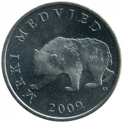 Münze > 5Kuna, 1993-2017 - Kroatien   - reverse