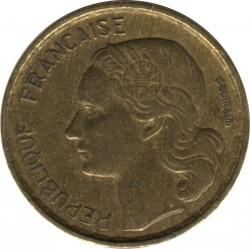 Монета > 20франка, 1950-1954 - Франция  - obverse