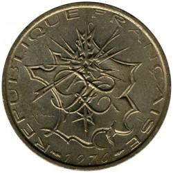 Moneda > 10francs, 1974-1987 - França  - obverse