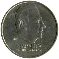 Moneda > 20kroner, 1994-2010 - Noruega  - obverse