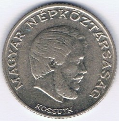 Νόμισμα > 5Φιορίνια, 1980 - Ουγγαρία  - obverse
