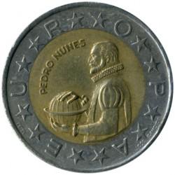 Coin > 100escudos, 1989 - Portugal  - reverse