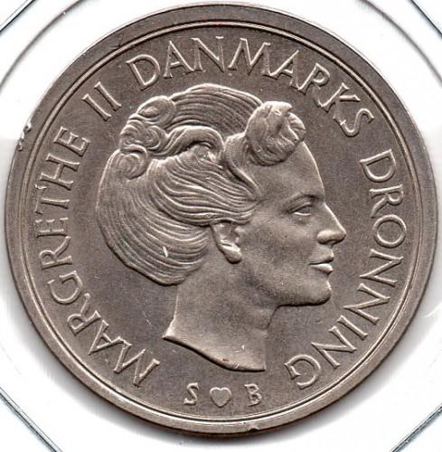 5 kroner coin worth