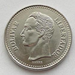 Moneda > 25céntimos, 1989-1990 - Venezuela  - reverse