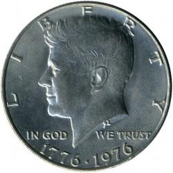 سکه > ½دلار, 1976 - ایالات متحده آمریکا  (200th Anniversary - Independence of USA) - obverse