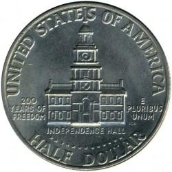 سکه > ½دلار, 1976 - ایالات متحده آمریکا  (200th Anniversary - Independence of USA) - reverse