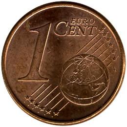 Сколько в рублях 1 цент евро купюра в 10000 рублей
