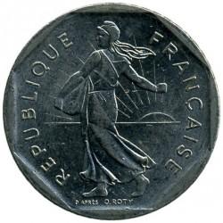 Coin > 2francs, 1979 - France  - obverse