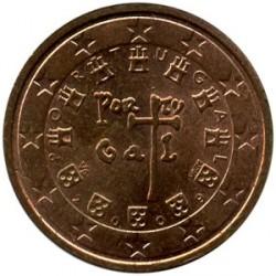 Moneta > 2eurocentai, 2009 - Portugalija  - obverse
