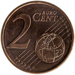 Moneta > 2centai, 2010-2018 - Ispanija  - obverse
