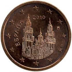 Münze > 2Eurocent, 2010-2019 - Spanien  - obverse