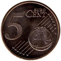 Монета > 5евроцентов, 2010 - Испания  - reverse