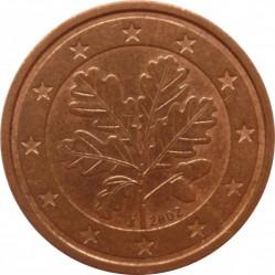 Νόμισμα > 2Σέντς, 2002-2018 - Γερμανία  - obverse