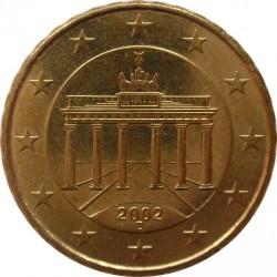Νόμισμα > 10Σέντς, 2002-2006 - Γερμανία  - obverse